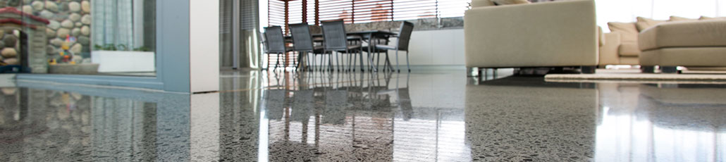 polished concrete Campelltown